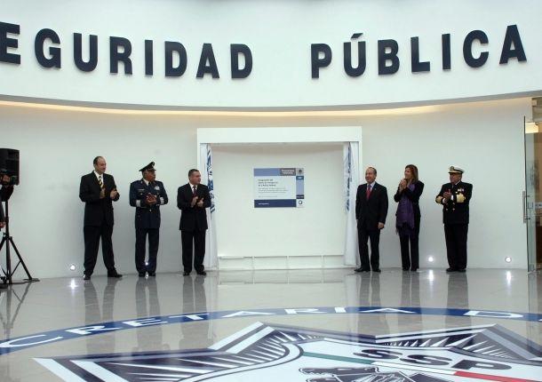 Sergio Carriedo Hernández, alias 'el Rayo',  Centro-de-inteligencia-de-la-ssp-federal--610x430