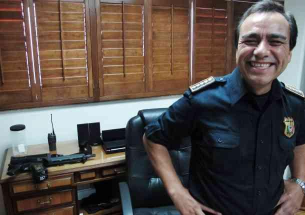 Jefe policial promete una mejor Ciudad Juárez para diciembre Julian-leyzaola-610x430