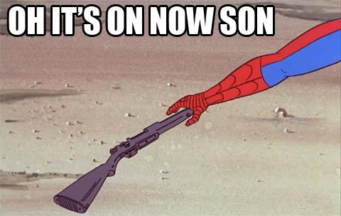 Spiderman Thread 8ac