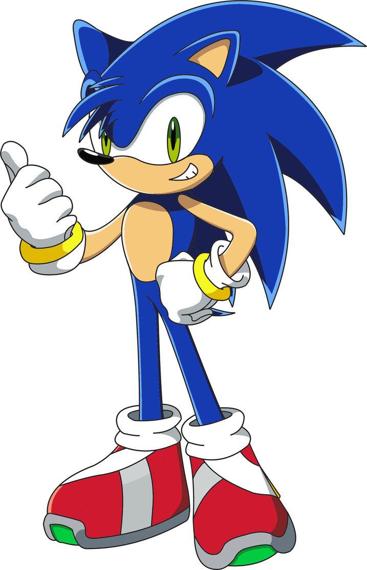 Les memes: Sonic sur Internet 38f