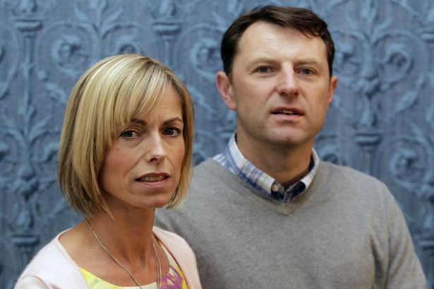 """Maddie McCann's parents: ''We won't apply for death certificate and still hold out hope 7 years on""""  Parents-of-Madeleine-McCann-Kate-and-Gerry-McCann"""