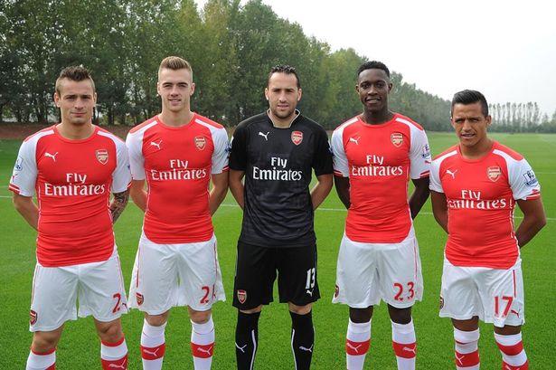Hilo del Arsenal Arsenal-Team-Photo