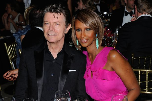 David Bowie has been secretly cremated without a funeral or any family and friends present  David-Bowie-and-Iman