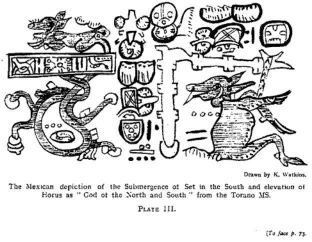 Sobre las fuentes utilizadas en la primera parte de Zeitgeist. Agarráos SetHorusenChurchward-1