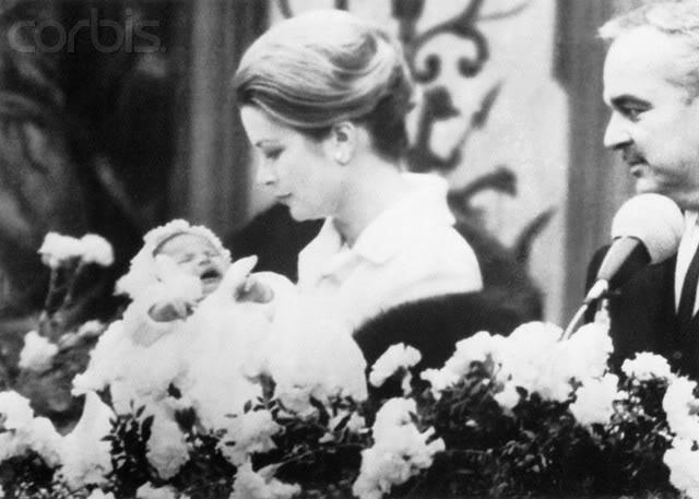 Estefanía de Mónaco 1965