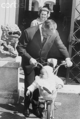 Estefanía de Mónaco 1966