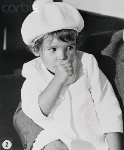 Estefanía de Mónaco 1967