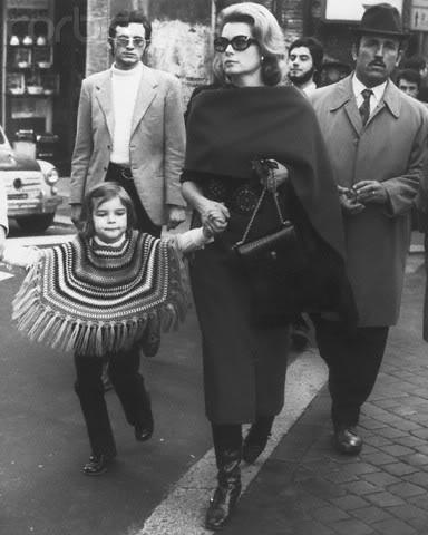 Estefanía de Mónaco 19701