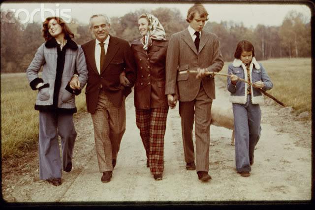 Estefanía de Mónaco 19731