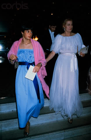 Estefanía de Mónaco 1980