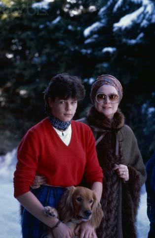 Estefanía de Mónaco 1981