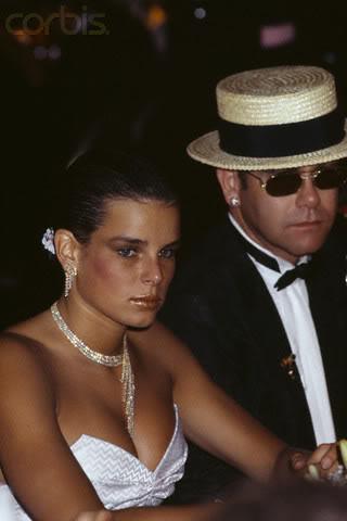 Estefanía de Mónaco 19841
