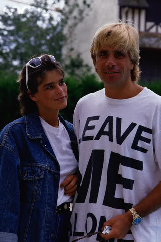 Estefanía de Mónaco 19872
