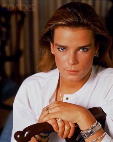 Estefanía de Mónaco 19912