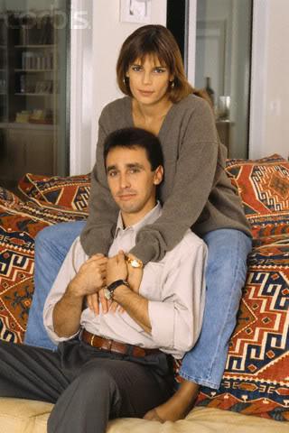 Estefanía de Mónaco 19932