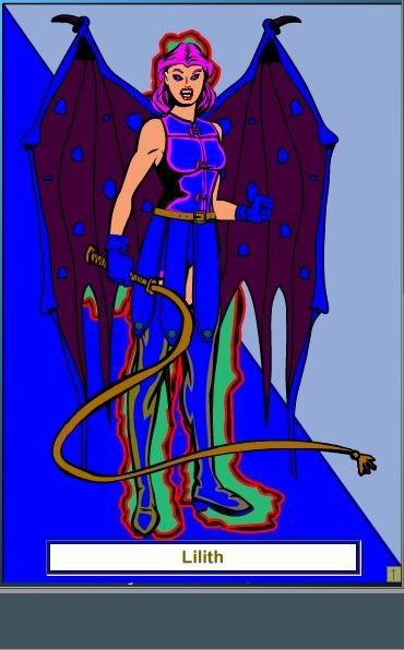Création de personnage . - Page 4 Lilith