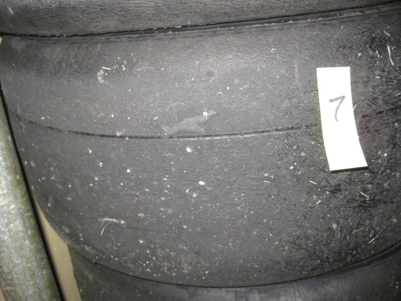 Chicago area 225 45 15 Hoosier R6 tires (used obviously) 2012Tires129
