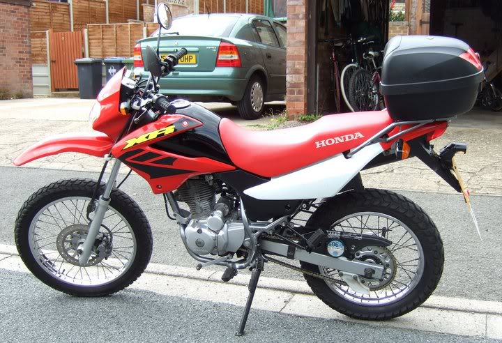 skint again... another new bike Side