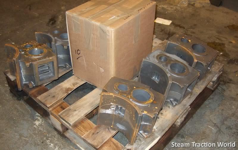 showmans cylinder block !!! 0013002-1