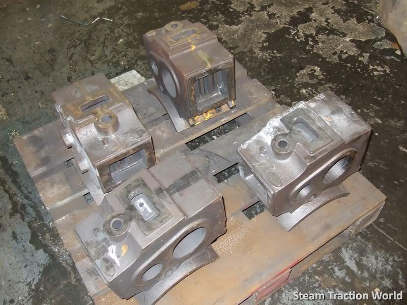showmans cylinder block !!! 0023010