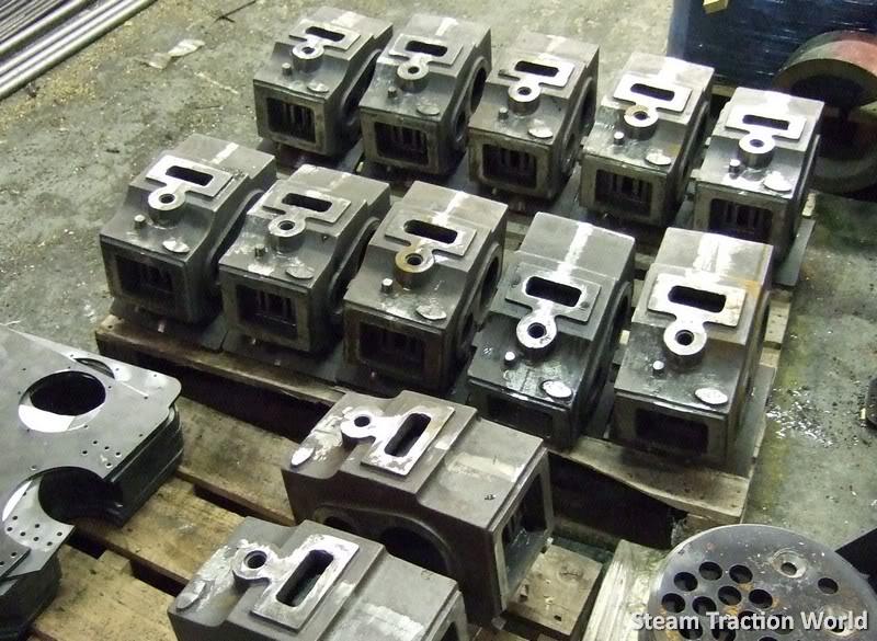 showmans cylinder block !!! 0028004-1