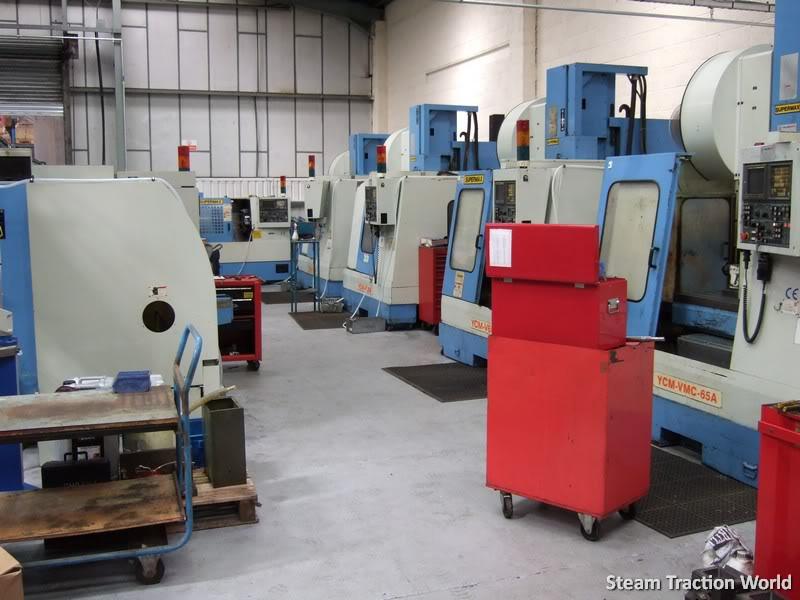 new factory progress so far... 0030008