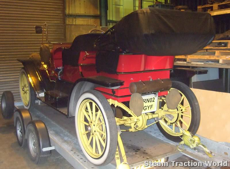 Stanley steam car at STW April026-1
