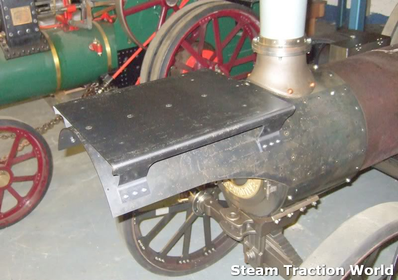Showmans / Road loco rolling chassis Def789002-1