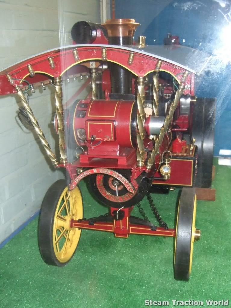 showman's model at cov transport museum Feb010-1