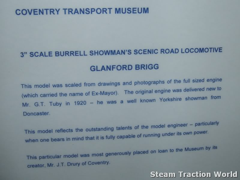 showman's model at cov transport museum Feb011-1