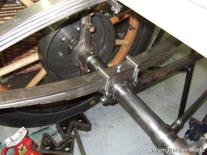 Stanley steam car at STW Kit2bu4011