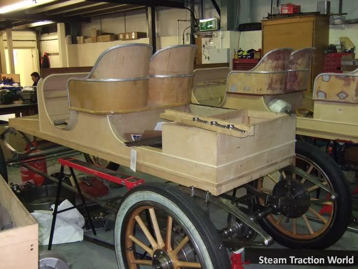 Stanley steam car at STW Kit2bu4012