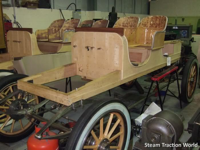Stanley steam car at STW Kit2bu4014