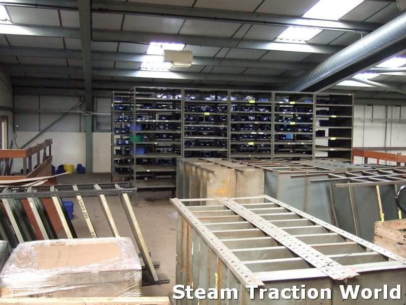 new factory progress so far... Newfactory003