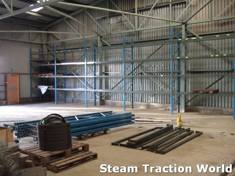 new factory progress so far... Newfactory028