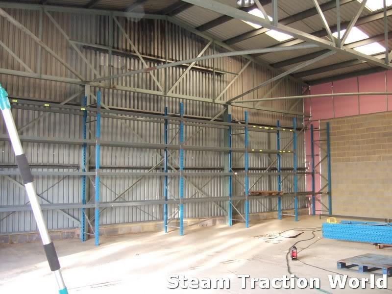 new factory progress so far... Newfactory030