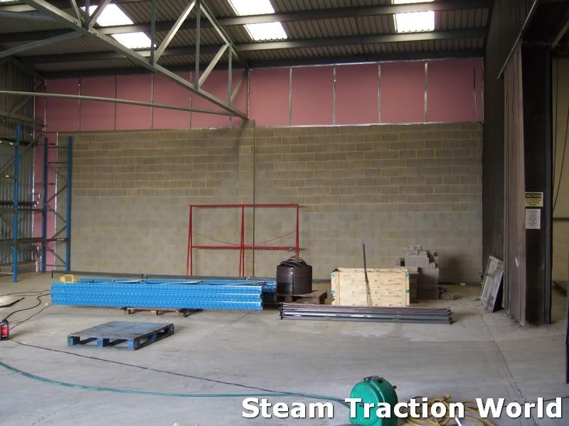 new factory progress so far... Newfactory031