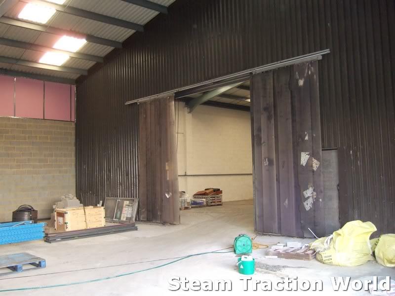 new factory progress so far... Newfactory032