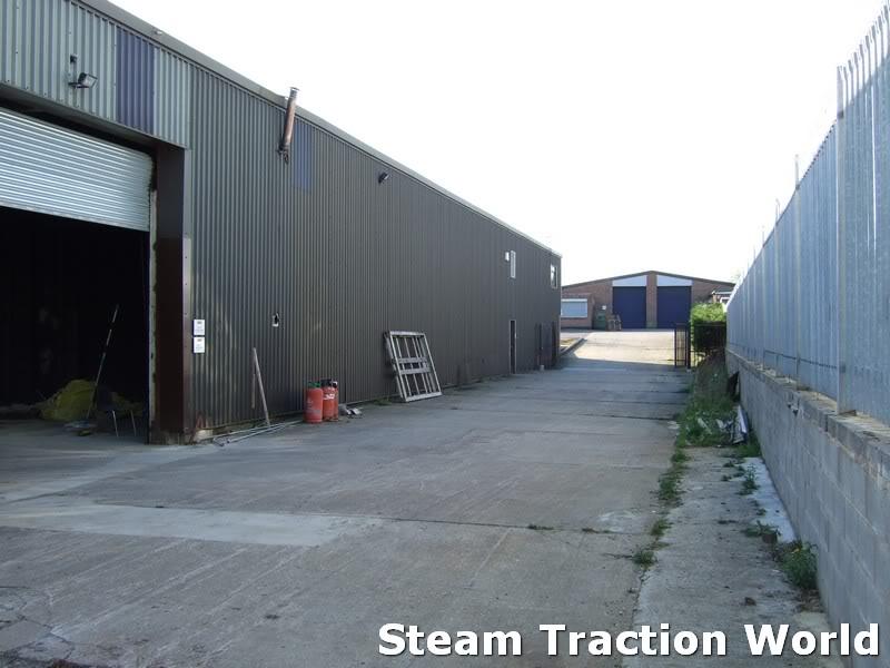 new factory progress so far... Newfactory038