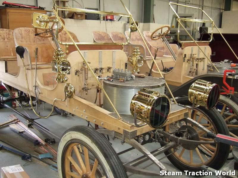 steam car progress Steamcar001