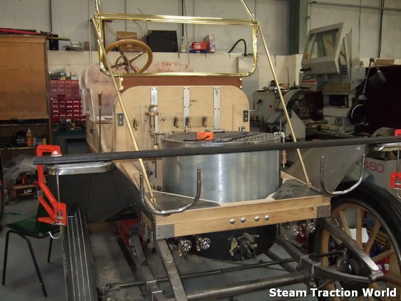 steam car progress Steamcar022