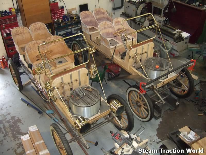 steam car progress Steamcar033