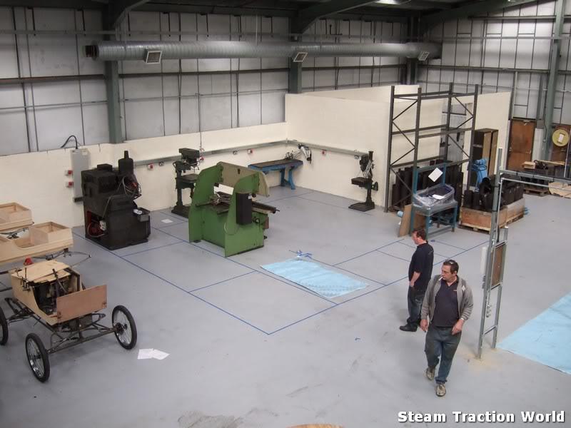 new factory progress so far... Stwmove3006