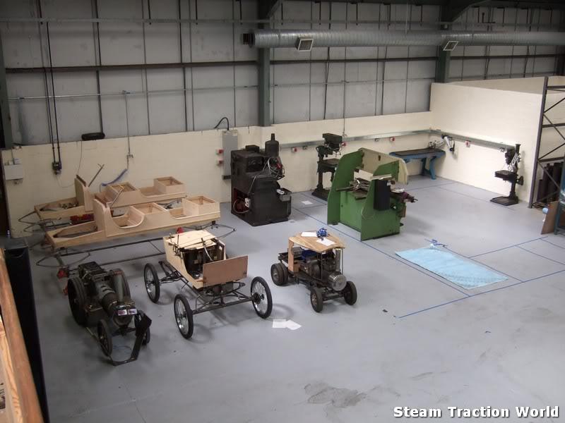 new factory progress so far... Stwmove3032