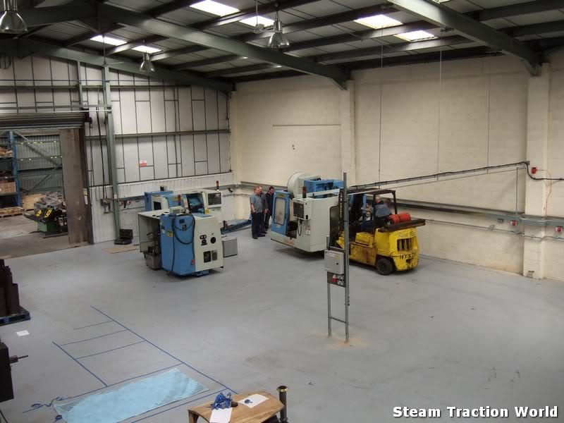 new factory progress so far... Stwmove3049