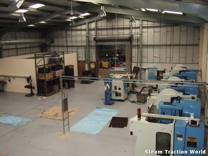 new factory progress so far... Stwmove3055