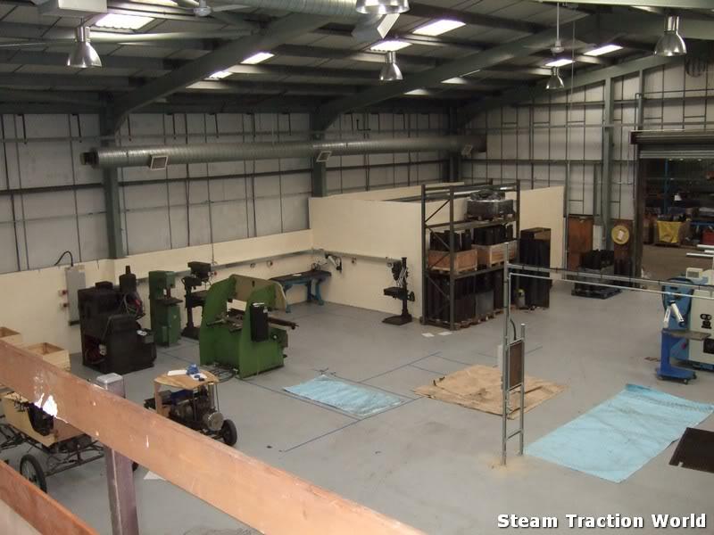 new factory progress so far... Stwmove3056