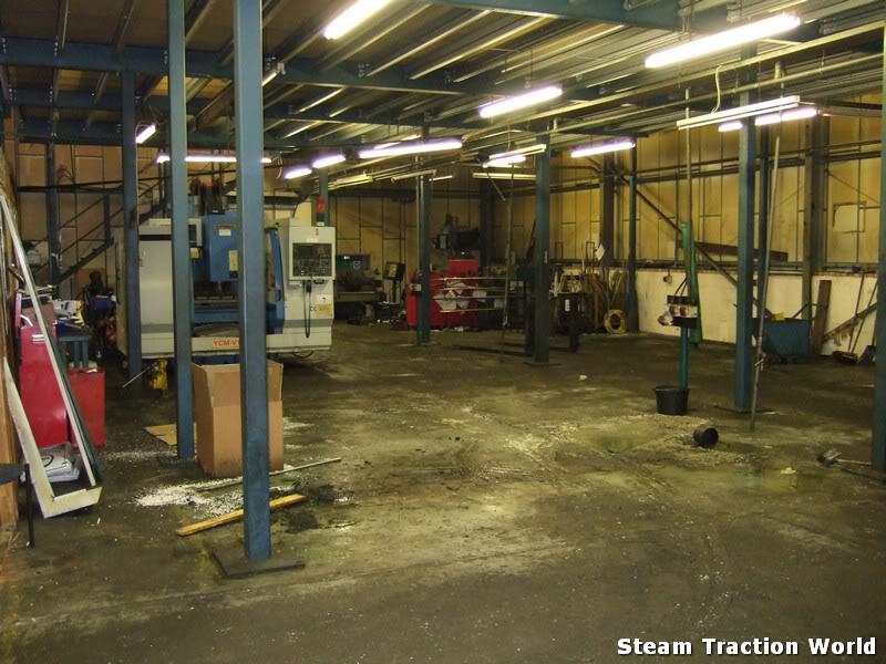 new factory progress so far... Stwmove3058