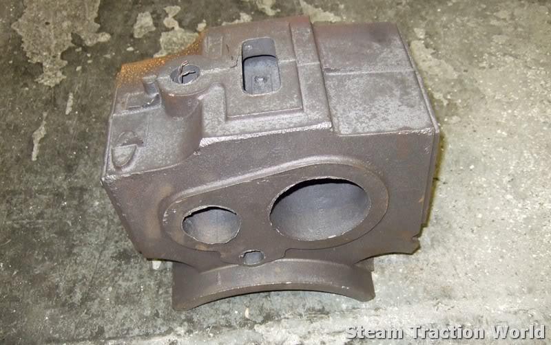 showmans cylinder block !!! Yyy021-1