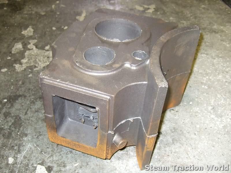 showmans cylinder block !!! Yyy025-1
